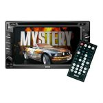 Автомагнитола Mystery CD DVD MDD-6240S
