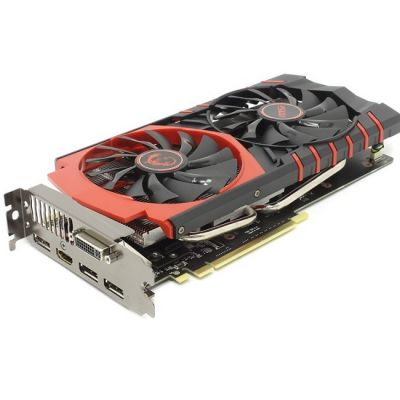 Видеокарта MSI PCI-E GTX 950 nVidia GeForce GTX 950 2048Mb 128bit GDDR5 1127/6610 DVIx1/HDMIx1/DPx3/HDCP Ret GAMING 2G