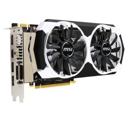 ���������� MSI PCI-E nVidia GeForce GTX 960 4096Mb 128bit GDDR5 1178/7010 DVIx1/HDMIx1/DPx3/HDCP Ret GTX 960 4GD5T OC