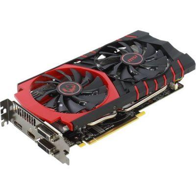 Видеокарта MSI PCI-E AMD Radeon R7 370 4096Mb 256bit GDDR5 1030/5600 DVIx2/HDMIx1/DPx1/HDCP Ret R7 370 GAMING 4G
