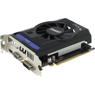 ���������� MSI PCI-E nVidia GeForce GT 730 2048Mb 64bit GDDR3 1006/1800 DVIx1/HDMIx1/CRTx1/HDCP Ret N730K-2GD3/OC