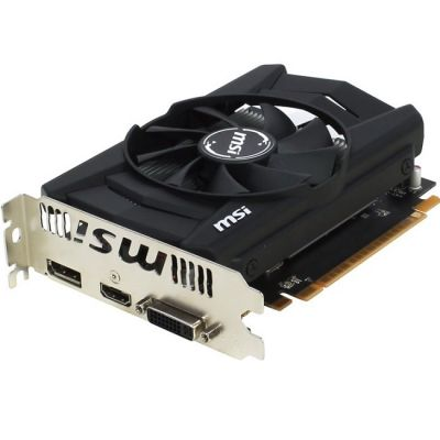 Видеокарта MSI PCI-E AMD Radeon R7 360 2048Mb 128bit GDDR5 1100/6500 DVIx1/HDMIx1/DPx1/HDCP Ret R7 360 2GD5 OC