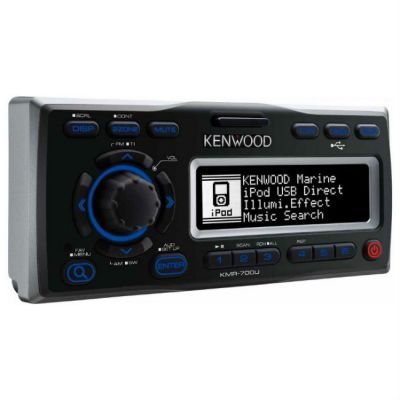 Автомагнитола Kenwood KMR-700