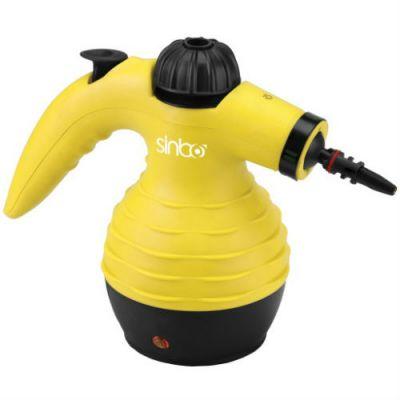 Sinbo Пароочиститель ручной SSC 6411 1050Вт желтый