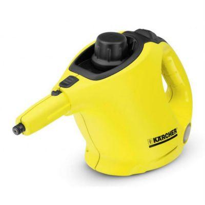 Karcher Пароочиститель напольный SC1 1200Вт желтый/черный 15162600