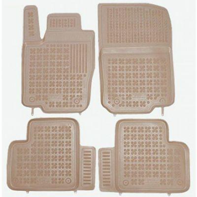Rezaw-Plast Коврики салона MB W166 M-Classe 2011-> с бортиками полиуретановые БЕЖЕВЫЕ ST 49-00266