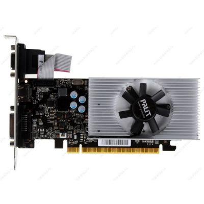 Видеокарта Palit PCI-E PA-GT740-2GD3 nVidia GeForce GT 740 2048Mb 128bit DDR3 993/1782 DVIx1/HDMIx1/CRTx1/HDCP oem NEAT7400HD41-1070F BULK