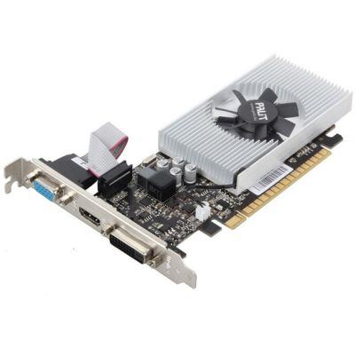 Видеокарта Palit PCI-E PA-GT740-1GD3 nVidia GeForce GT 740 1024Mb 128bit DDR3 993/1782 DVIx1/HDMIx1/CRTx1/HDCP oem NEAT7400HD01-1070F BULK