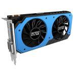 Видеокарта Palit PCI-E PA-GTX950 StormX Dual 2G nVidia GeForce GTX 950 2048Mb 128bit GDDR5 1064/6610 DVIx2/HDMIx1/DPx1/HDCP Ret NE5X950S1041-2063F