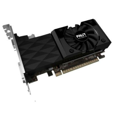 Видеокарта Palit PCI-E PA-GT640-1GD3 nVidia GeForce GT 640 1024Mb 128bit DDR3 900/1782 DVIx1/HDMIx1/CRTx1/HDCP oem NEAT6400HD01-1070F BULK