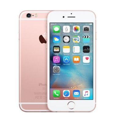 Смартфон Apple iPhone 6s 16Gb Rose MKQM2RU/A