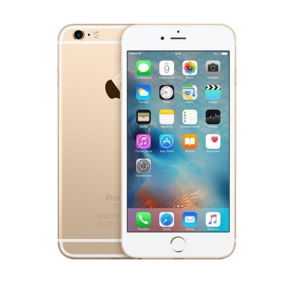 Смартфон Apple iPhone 6s Plus 128Gb Gold MKUF2RU/A