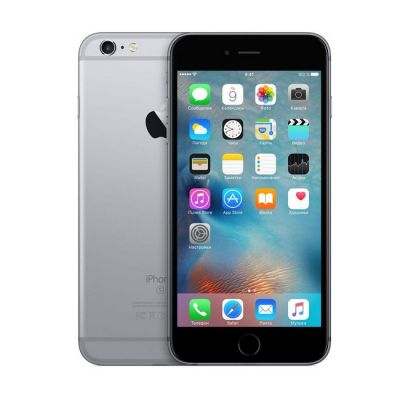 �������� Apple iPhone 6s Plus 64Gb Space Gray MKU62RU/A