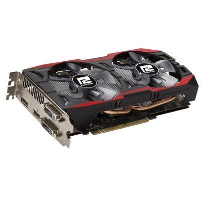 ���������� PowerColor PCI-E AMD Radeon R7 370 2048Mb 256bit GDDR5 985/5700 DVIx2/HDMIx1/DPx1 Ret AXR7 370 2GBD5-PPDHE
