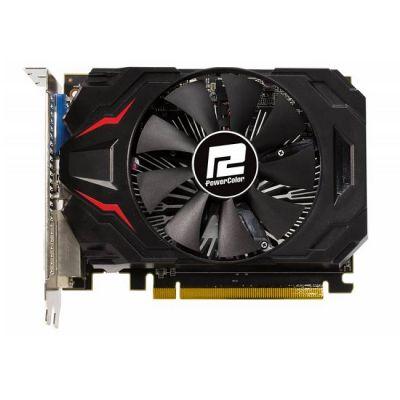 Видеокарта PowerColor PCI-E AMD Radeon R7 240 1024Mb 128bit GDDR5 830/4600/HDMIx1/CRTx1/HDCP oem AXR7 240 1GBD5-HV3E/OC BULK