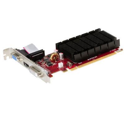 Видеокарта PowerColor PCI-E AMD Radeon HD 5450 1024Mb 64bit DDR3 650/800 DVIx1/HDMIx1/CRTx1/HDCP oem AX5450 1GBK3-SHEV4 BULK