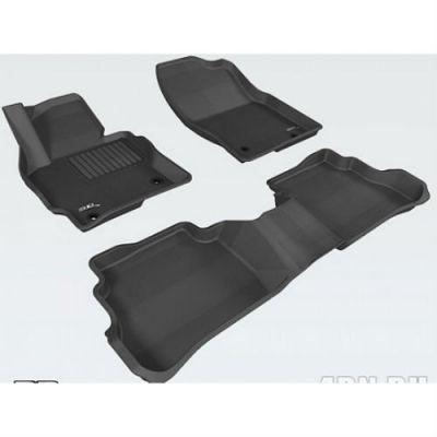 Sotra Коврики салона текст.Mazda CX-5 2012-> LINER 3D VIP с бортиком черные ST 73-00116