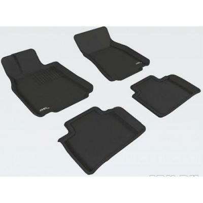 Sotra Коврики салона текст.Lexus LS460 (USF40) RWD 2012->/2014-> LINER 3D VIP с бортиком черные ST 73-00144