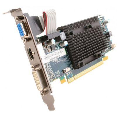 Видеокарта Sapphire PCI-E AMD Radeon HD 5450 512Mb 64bit DDR3 650/1334 DVIx1/HDMIx1/CRTx1/HDCP oem 11166-08-10R