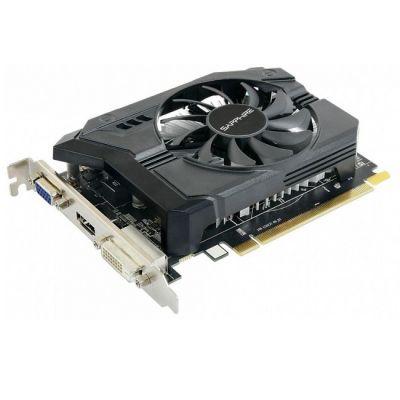 Видеокарта Sapphire PCI-E AMD Radeon R7 250 2048Mb 128bit DDR3 1000/1800/HDMIx1/CRTx1/HDCP oem 11215-01-10G