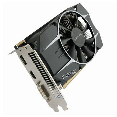 Видеокарта Sapphire PCI-E AMD Radeon R7 260X 2048Mb 128bit GDDR5 1050/6000 DVIx1/HDMIx1/CRTx1 oem 11222-15-18