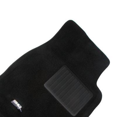 Sotra Коврики салона текст.VW Passat B6 2005-2011/B7 2011-> LINER 3D VIP с бортиком черные ST 73-00109