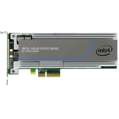 SSD-диск Intel SSD жесткий диск PCIE 800GB MLC DC P3600 SSDPEDME800G401