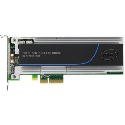 SSD-диск Intel SSD жесткий диск PCIE 800GB MLC DC P3700 SSDPEDMD800G401