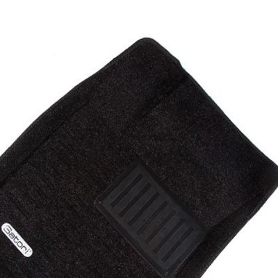 Pradar Коврики салона текст.Peugeot 308 2012-> 3D Pradar с бортиком черные SI 07-00231