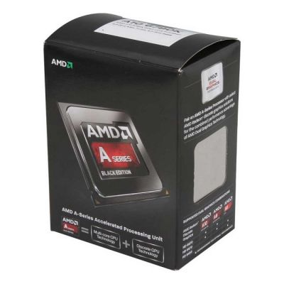 Процессор AMD A10-6790K Richland 4000 МГц (FM2, L2 4096Kb) BOX AD679KWOHLBOX