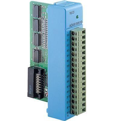 Advantech ������ ����������� �����-������ DI/DO ISOLATED 16CH W/LED ADAM-5055S-AE