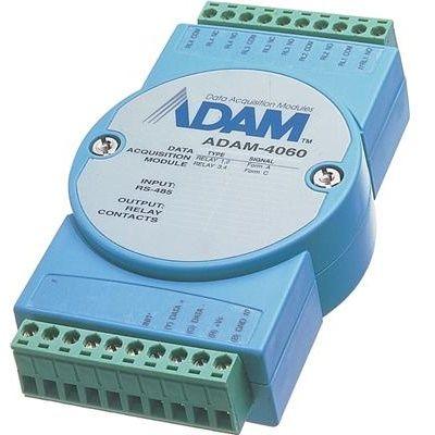 Advantech Модуль релейного дискретного вывода 4CH ADAM-4060-DE