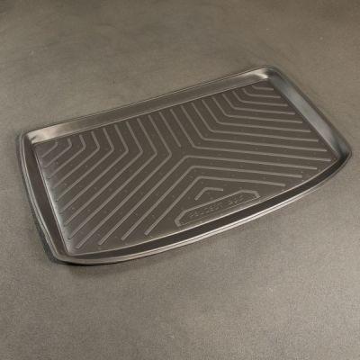 Norplast Коврик багажника Peugeot 206 с бортиком полиуретановый черный ACC14-00081