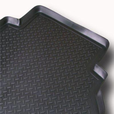Norplast Коврик багажника Ford Focus III Sed 2011-> с бортиком полиуретановый черный NP P-22-18