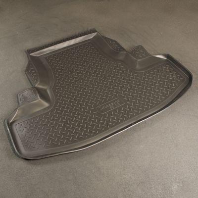 Norplast Коврик багажника Honda Accord Sed 2008-> с бортиком полиуретановый черный NP P-30-06