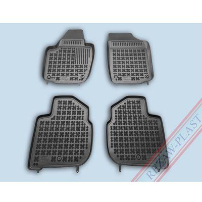 Rezaw-Plast Коврики салона Skoda Rapid 2012->/Rapid Spaceback 2013->/Seat Toledo 2013-> с бортиками полиуретановые ST 49-00282