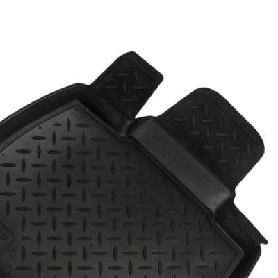 Norplast Коврики салона Subaru Forester 2012-> с бортиками полиуретановые черные NP PO-A11-C84-120