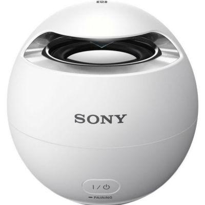 Sony портативная акустика SRS-X1W (белый)