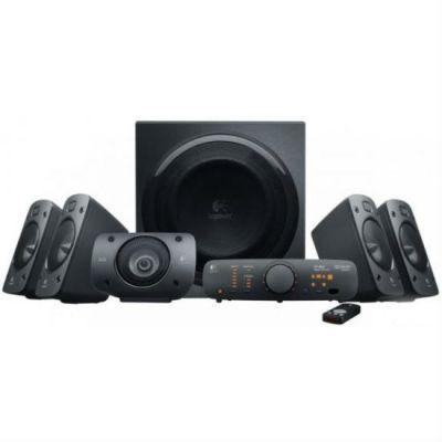 Колонки Logitech Surround Sound Speakers Z906 980-000468