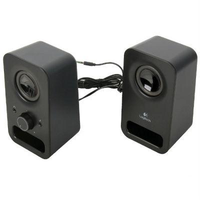 Колонки Logitech Z150 (2.0) Black 980-000814