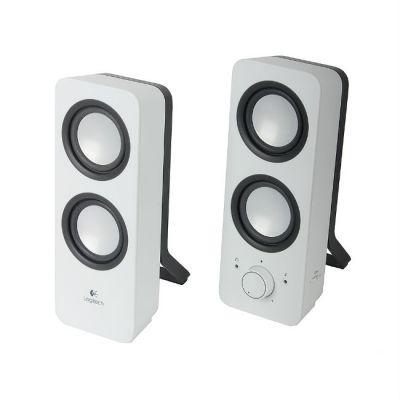 Колонки Logitech Z200 (2.0) White 980-000811