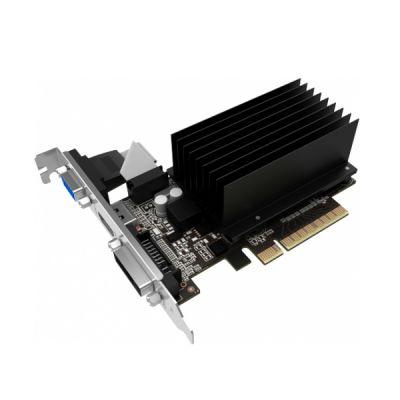 Видеокарта Palit PCI-E PA-GT720-2GD3H nVidia GeForce GT 720 2048Mb 64bit DDR3 797/1600 DVIx1/HDMIx1/CRTx1/HDCP oem NEAT7200HD46-2080H BULK