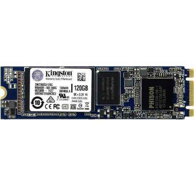 SSD-диск Kingston SSD M.2 2280 120GB SM2280S3/120G