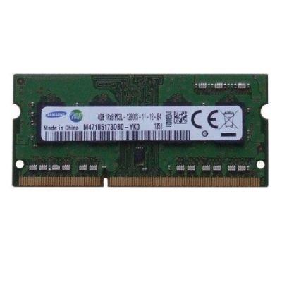 Оперативная память Samsung SO-DDR3 4Gb PC12800 1600MHz M471B5173DB0-YK000