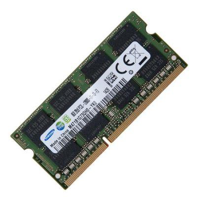����������� ������ Samsung DDR3L 1600 (PC 12800) SODIMM 204 pin, 1x8 ��, 1.35 �, CL 11 M471B1G73QH0-YK000
