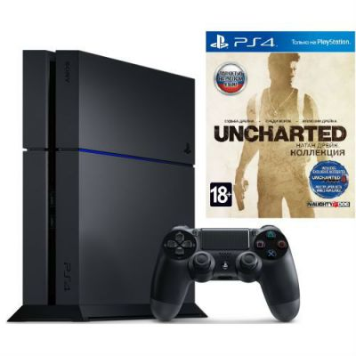 ������� ��������� Sony PlayStation 4 1Tb CUH-1208B Black + 2 ���� (Drive Club � ���� �� ���)