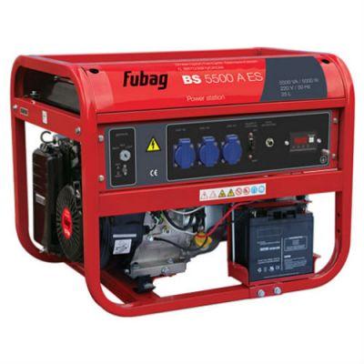 Электростанция Fubag BS 5500 A ES 838203