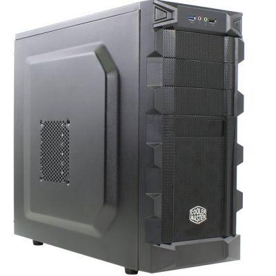 Корпус Cooler Master K280 Black ATX, без БП RC-K280-KKN1