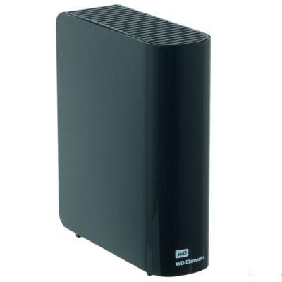 Внешний жесткий диск Western Digital WDBWLG0050HBK-EESN Elements Desktop 3.0