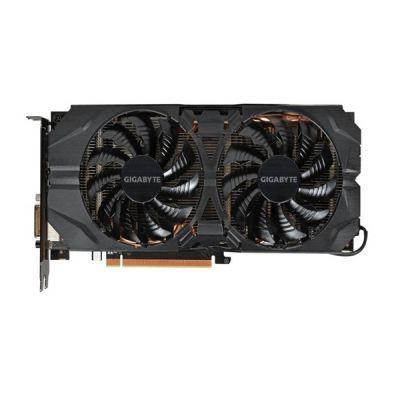 Видеокарта Gigabyte PCI-E GV-R939XG1 GAMING-8GD AMD Radeon R9 390X 8192Mb 512bit GDDR5 1050/6000 DVIx2/HDMIx1/DPx3/HDCP Ret GV-R939XG1 GAMING-8GD